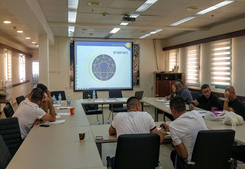 סודות האניאגרם נחשפים במפגשי פיתוח מנהלים בנמל חיפה